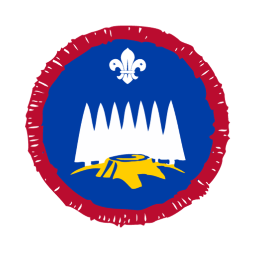 Scouts Forester Activity Badge