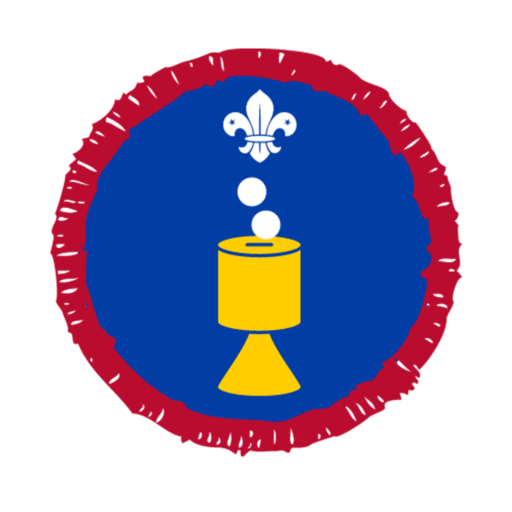 Scouts Fundraising Activity Badge