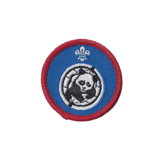 Scouts Global Conservation Activity Badge (Pre 2015 Collection)