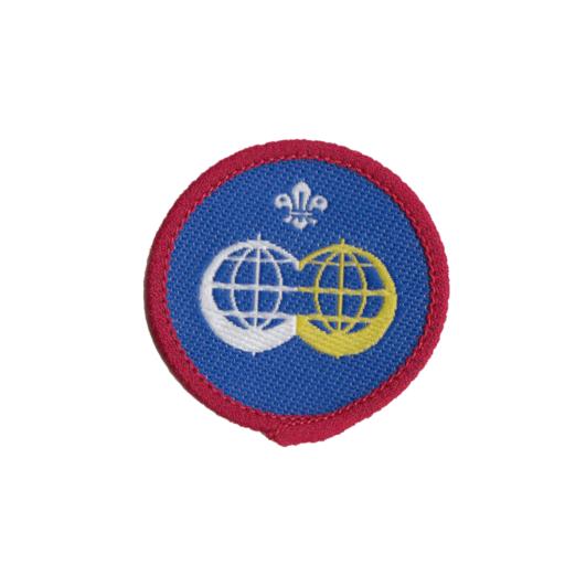 Scouts Interpreter Activity Badge (Pre 2015 Collection)