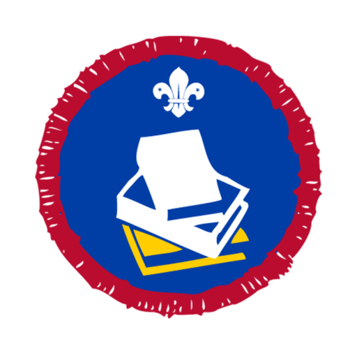 Scouts Librarian Activity Badge