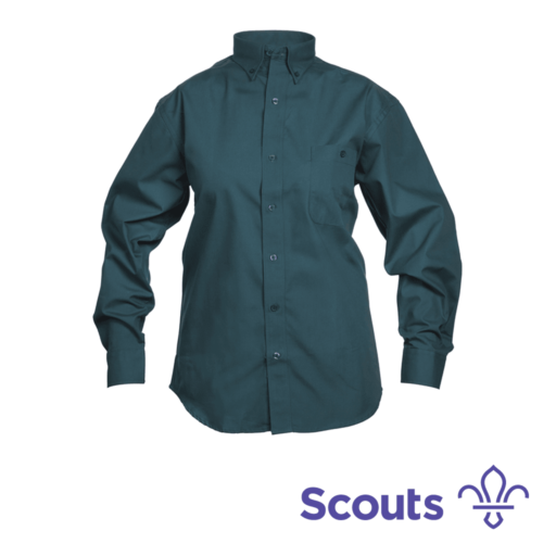 Scouts Long Sleeved Uniform Blouse