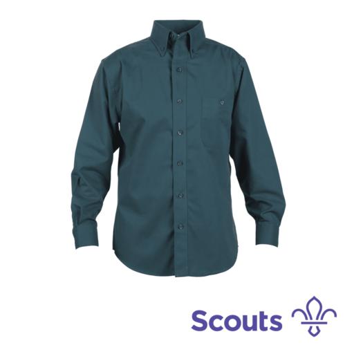Scouts Long Sleeved Uniform Shirt