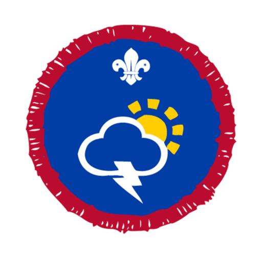 Scouts Meteorologist Activity Badge
