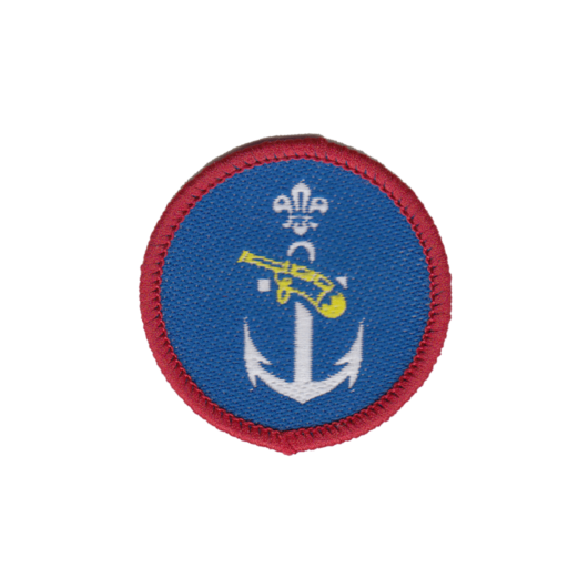 Scouts Nautical Skills Activity Badge (Pre 2015 Collection)