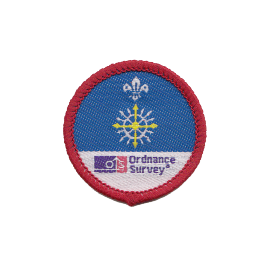 Scouts Navigator Activity Badge (Pre 2015 Collection)