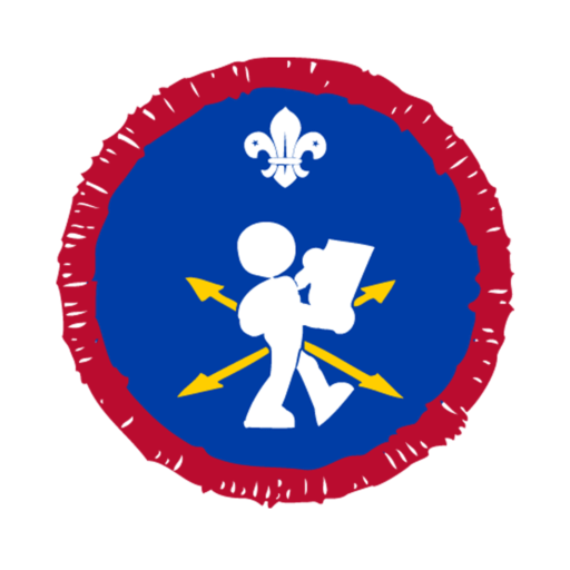 Scouts Orienteer Activity Badge