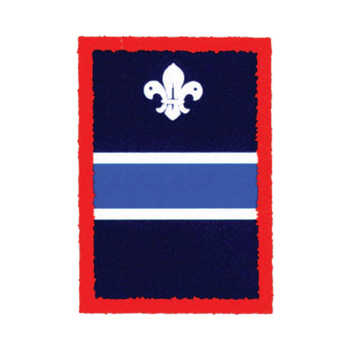 Scouts Blue Patrol Badge