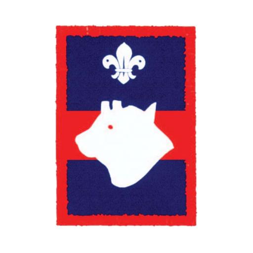 Scouts Bull Patrol Badge