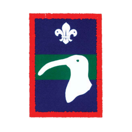 Scouts Curlew Patrol Badge