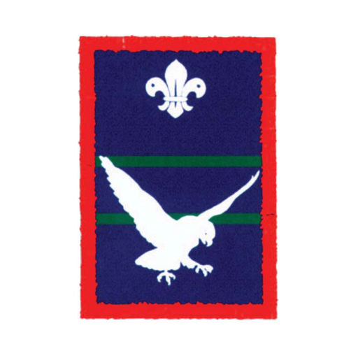 Scouts Kestrel Patrol Badge