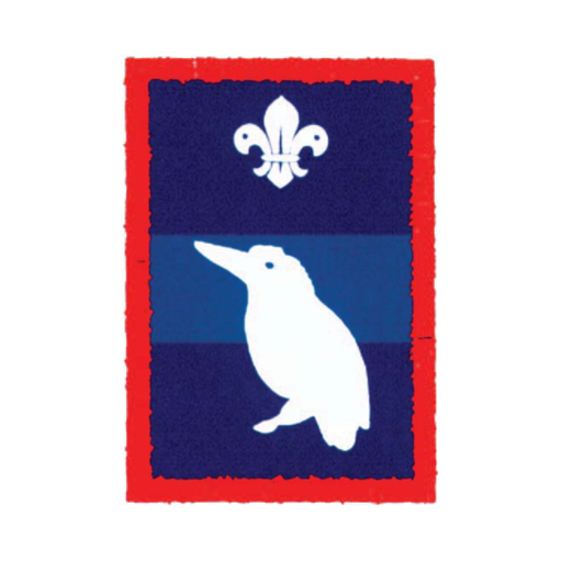 Scouts Kingfisher Patrol Badge