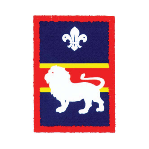 Scouts Lion Patrol Badge