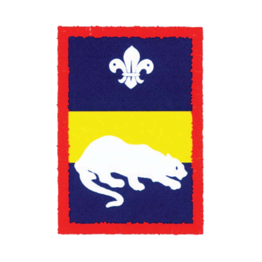Scouts Panther Patrol Badge