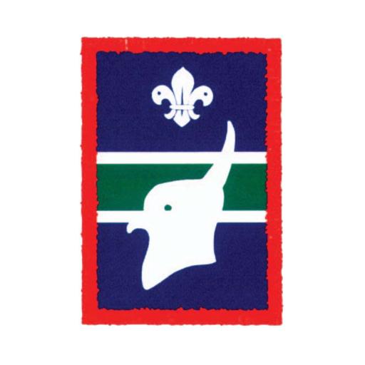 Scouts Peewit Patrol Badge
