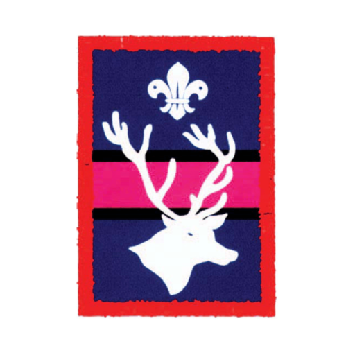 Scouts Stag Patrol Badge