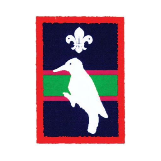 Scouts Woodpecker Patrol Badge