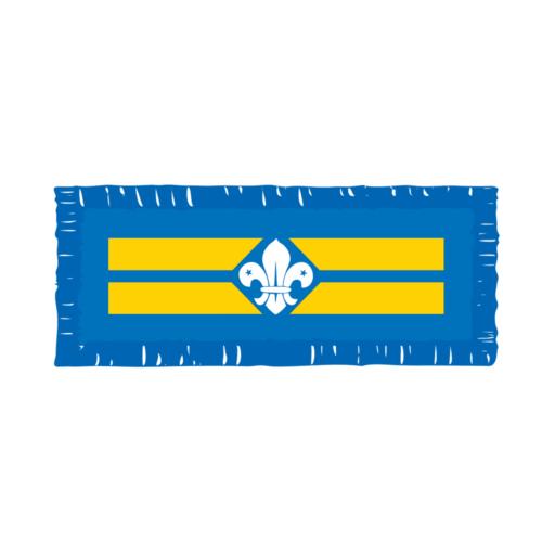 Scouts Patrol Leader Leadership Stripe