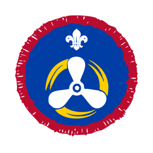 Scouts Power Coxswain Activity Badge
