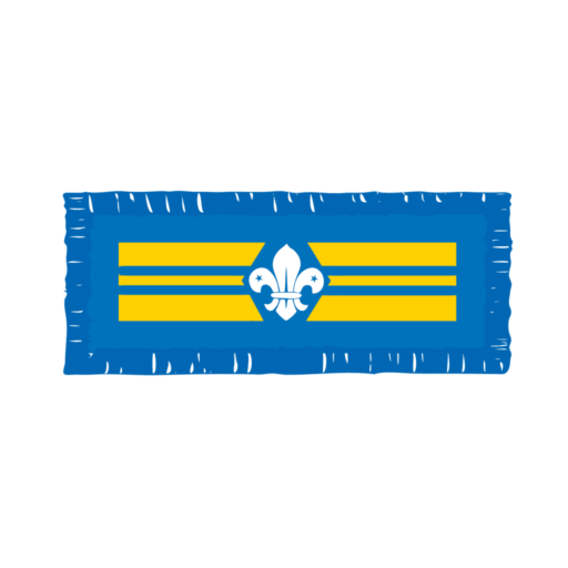 Scouts Senior Patrol Leader Leadership Stripe