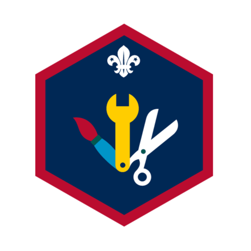 Scouts Skills Challenge Award Badge