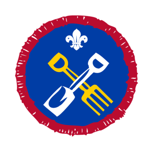 Scouts Farming Activity Badge