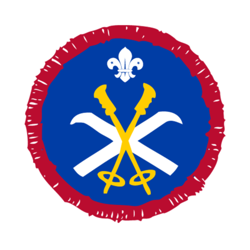 Scouts Snowsports Activity Badge