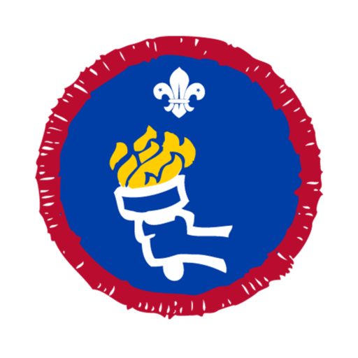 Scouts Sports Enthusiast Activity Badge