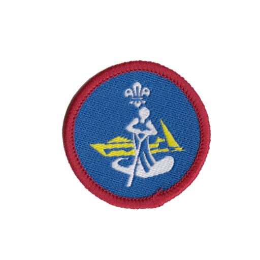 Scouts Water Sports Activity Badge (Pre 2015 Collection)