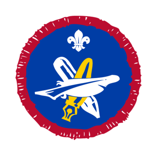 Scouts Writer Activity Badge