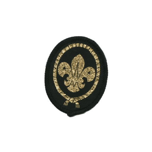 Sea Scouts Cap Badge