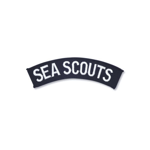Sea Scouts Jersey Strip