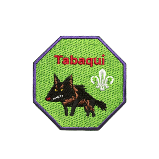 Cubs Tabaqui Fun Badge