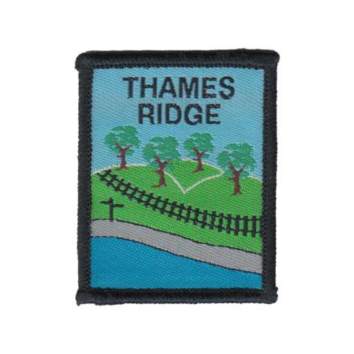 Thames Ridge District Badge