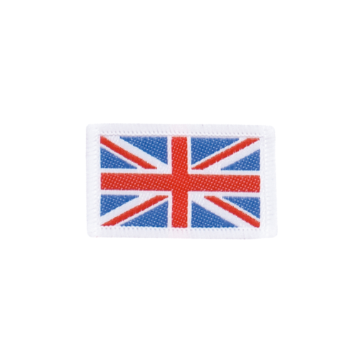 Union Flag Uniform Badge