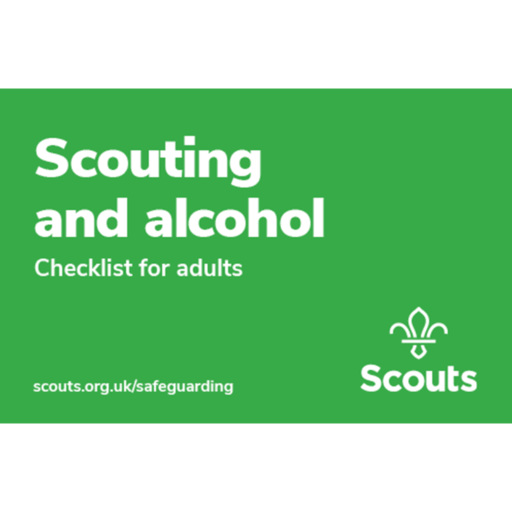 Alcohol Guidance – Green Card