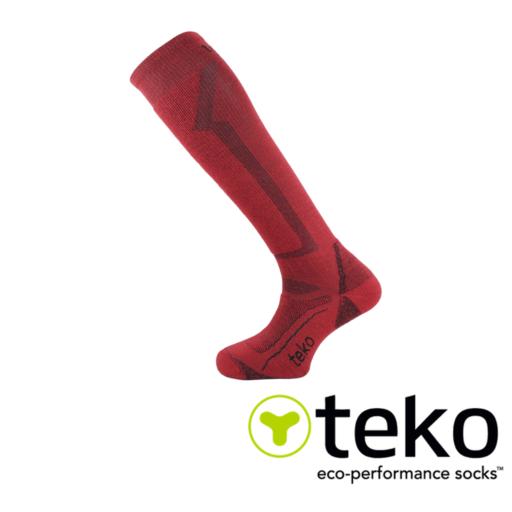 Teko Men's Merino Ski Socks Light Cushion