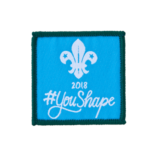Cubs YouShape 2018 Event Badge