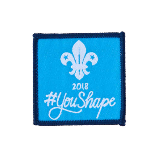 Explorers YouShape 2018 Event Badge