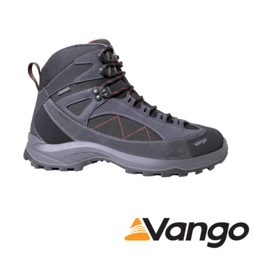 Vango Cervino – Anthracite / Black / Red