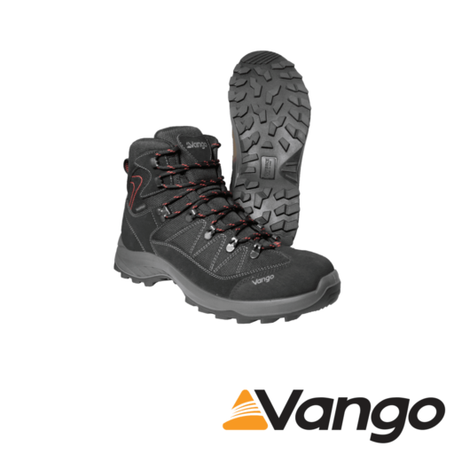 Vango Grivola – Black / Red