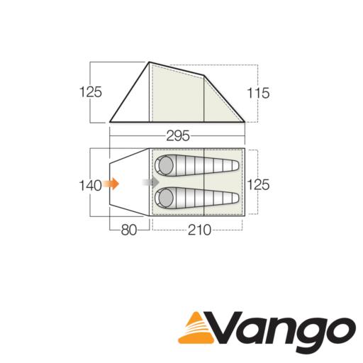 Vango Spey 200