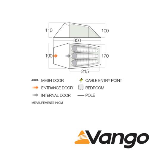 Vango Tempest Pro 300