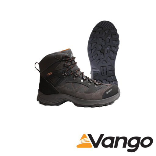 Vango Velan – Anthracite / Orange