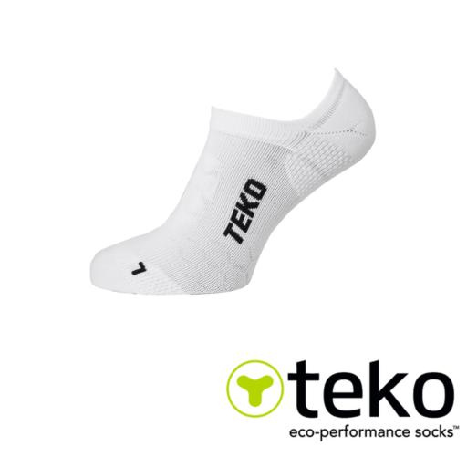 Teko No-Show Running & Fitness Socks