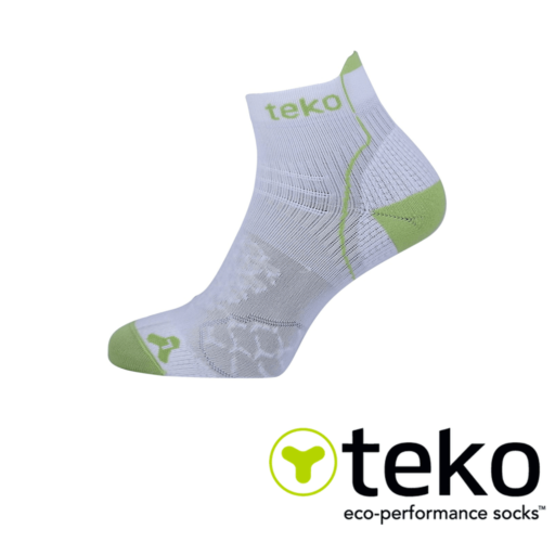 Teko RunFit Running & Fitness Socks