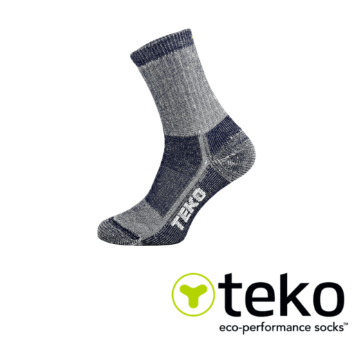 Teko Kid's Merino Hiking Socks