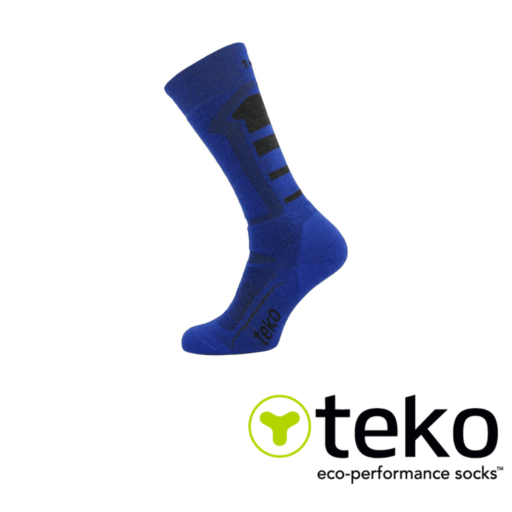 Teko Boy's Merino Ski Socks
