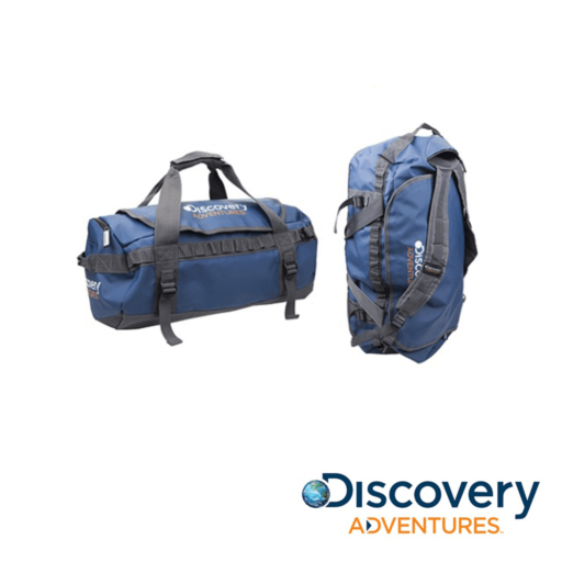 Discovery Adventures 2 in 1 Holdall Rucksack – 60 L