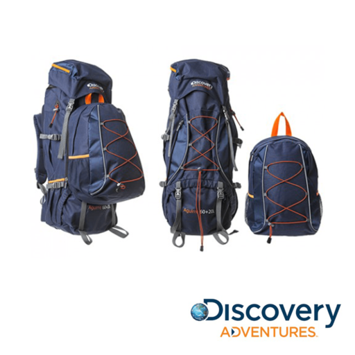 Discovery Adventures Rucksack – 60 L + 20 L